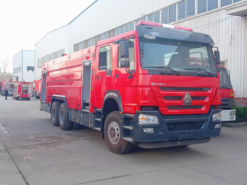 消防车多少钱与各类型消防车报价