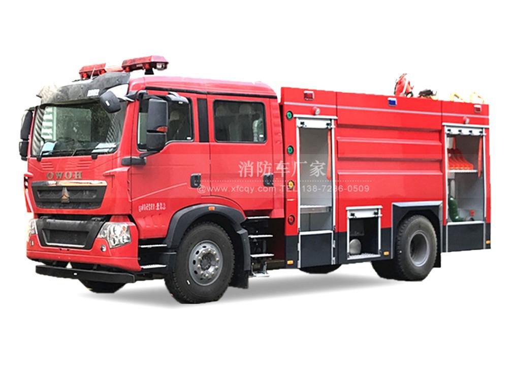 重汽T5G/8吨重型万博客户端官网下载