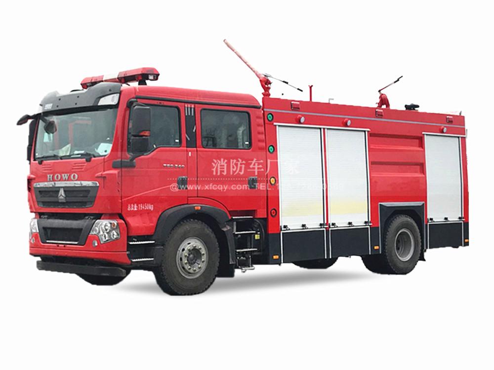 重汽T5G/8吨万博手机官网登录网万博客户端官网下载
