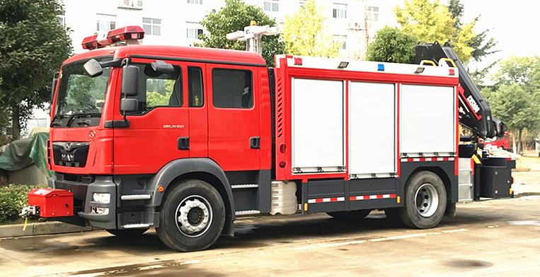 【专业方案】救援消防车涉水了怎么办如何处理解决