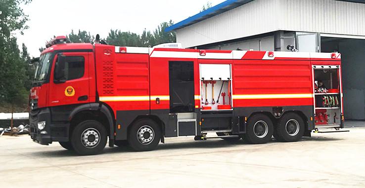 消防车报价:国六消防车全新价格表查询(2020版)