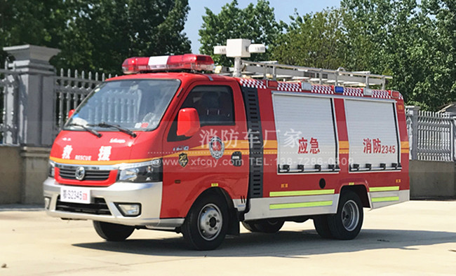 东风消防车多少钱一辆,东风消防车价格早知道