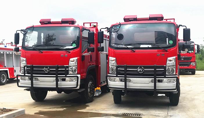 凯马5吨四驱森林消防车价格,多少钱一辆【厂家报价】