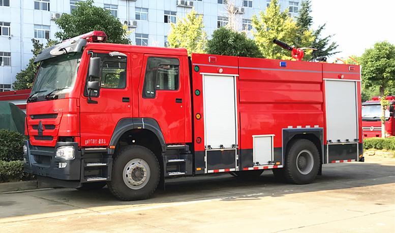 水罐消防车价格:水罐消防车多少钱一辆【厂家真实案列】