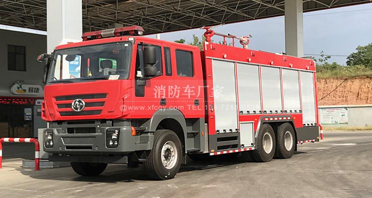 消防车价格:消防车价格偏高的原因【国产与进口对比】