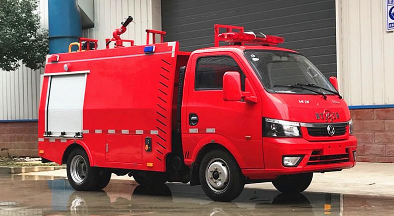 东风小型消防车:东风小型消防车哪里买【厂家实时报价】