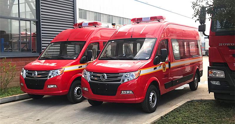 通讯指挥消防车:通讯指挥消防车分类有哪些【五大类】