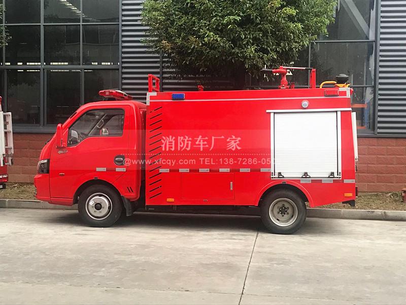 国六东风2吨小型万博客户端官网下载