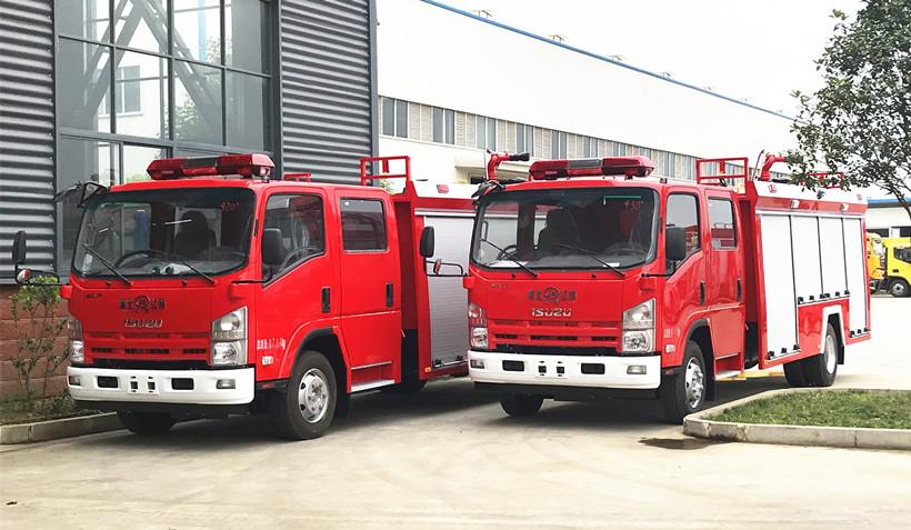民营企业采购民用消防车需了解的五个问题