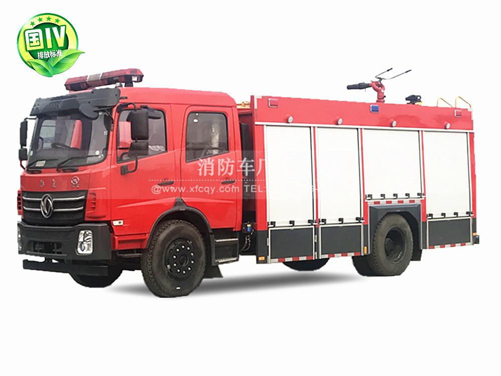 东风2吨干粉消防车