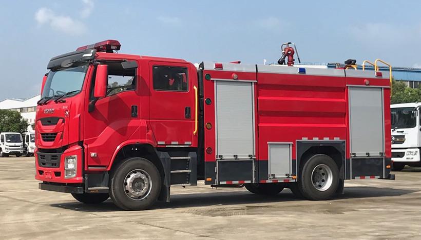 7-8吨消防车车型品牌推荐及最新报价